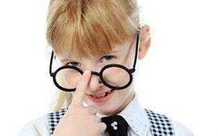 儿童常见眼疾