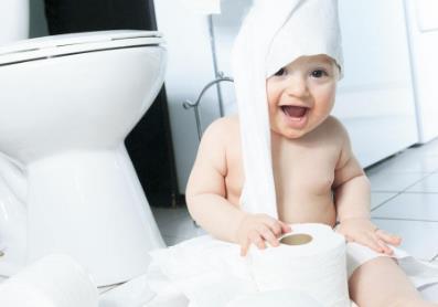 宝宝排便训练