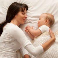 0-12个月宝宝入睡流程,当妈的你从此不再缺觉!