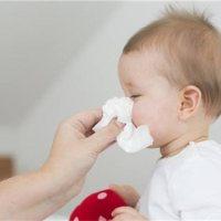 宝宝黑、红、浓、黄鼻涕是怎么了?你知道鼻塞的处理方法吗?