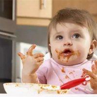 宝宝辅食喂养完全说明书!由软到硬一目了然!
