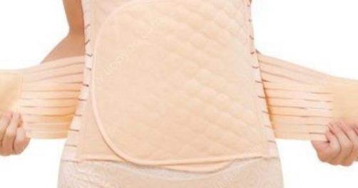 剖腹产后多久可以用收腹带